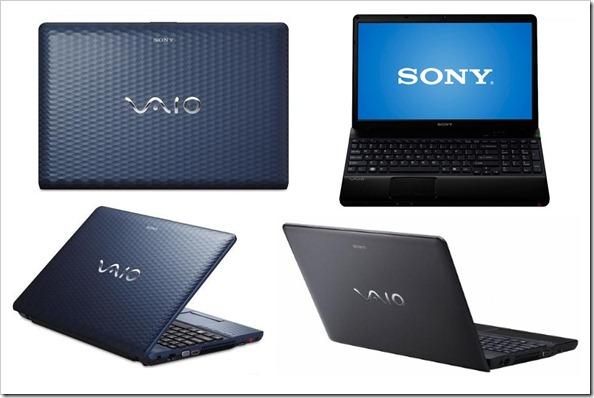 Portátil Sony Vaio VPCEB42FX