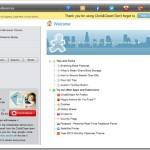 Limpiar datos de navegación al cerrar Google Chrome usando la extensión Click & Clean