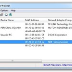 Detectar intrusos en redes Wi-Fi con Wireless Network Watcher: Programa 100% gratis