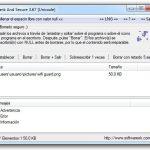 Eliminar archivos para que sean irrecuperables en Windows con Blank and Secure…