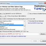 YUMI: Crear pendrive USB (flash drive) booteable de Linux en pocos pasos y en español