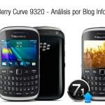 BlackBerry Geminis 9320 Curve: Análisis, características, opiniones y revisión