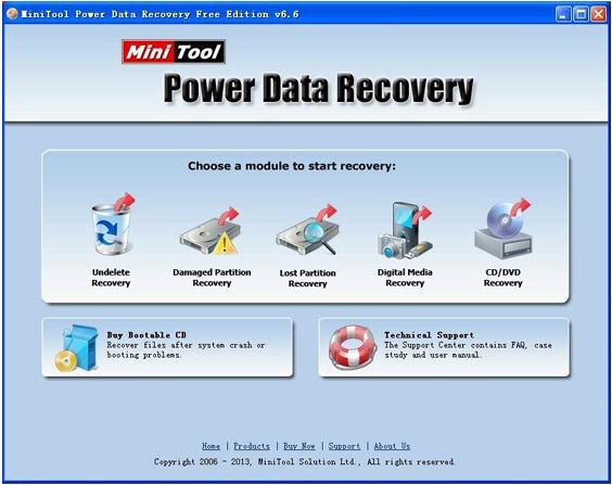 MiniTool® Power Data Recovery