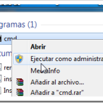 How-To: Crear contraseñas de usuario usando la consola de comandos en Windows