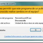 How-To: Desactivar los mensajes de emergencia del Control de cuentas de usuario