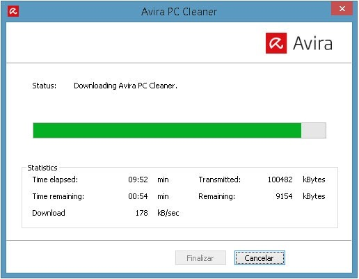 Descargar Avira PC Cleaner