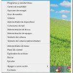 Truco para Windows 8: Ver menú de inicio oculto para acceder a funciones básicas