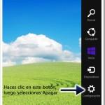 Truco para Windows 8: Crear botones para apagar, reiniciar e hibernar rápidamente