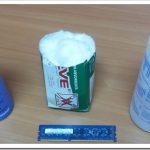 How-To: Limpiar memoria RAM con alcohol isopropílico y limpiador de contactos…