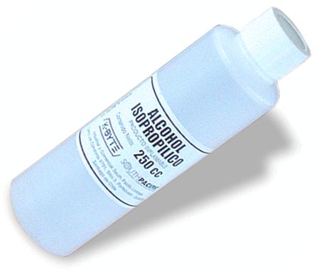 Alcohol isopropílico