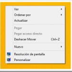 Truco Windows 8: Añadir acceso directo a aplicaciones en el menú contextual