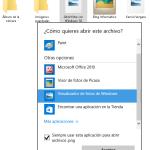 Trucos Windows 10: ¿Cómo volver a visualizador de imágenes viejo?