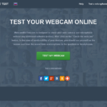 Probar cámara web o webcam online: 4 tests gratuitos disponibles